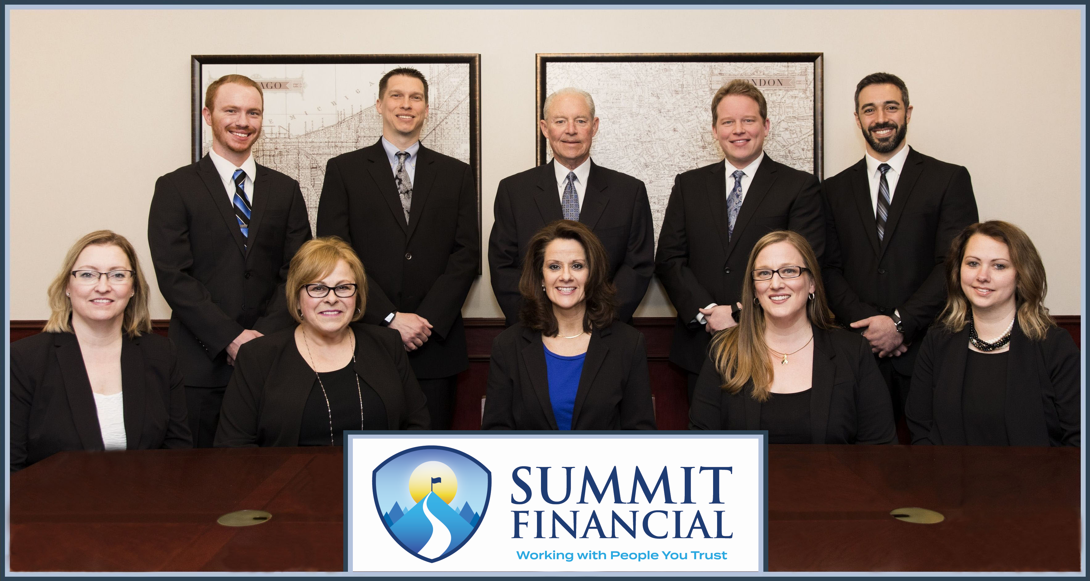 Summit's Financial Advisors