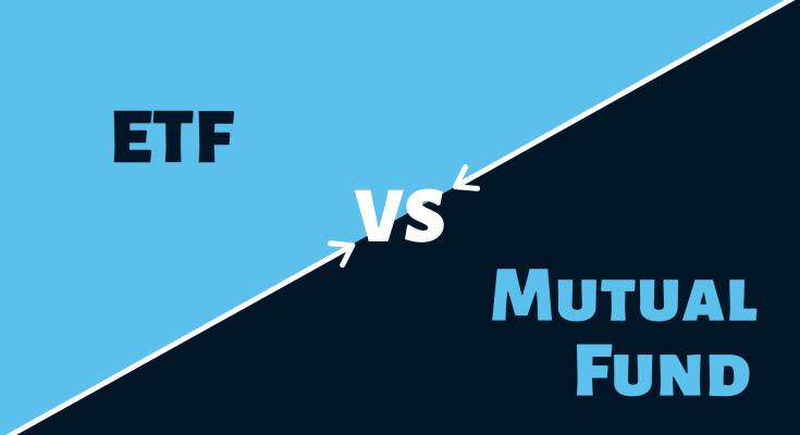 Mutual Funds vs. Exchange-Traded Funds